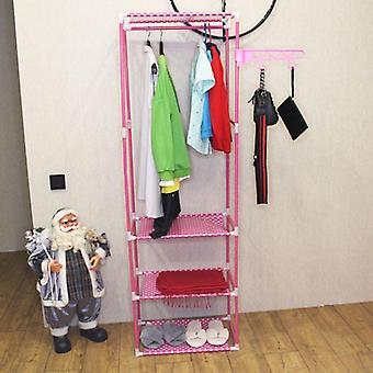 Einfache Metall Eisen Mantel Rack / Boden stehend für Kleidung hängen /Lagerung