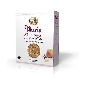 Nuria Apple, raisins and quinoa 0% 270 g
