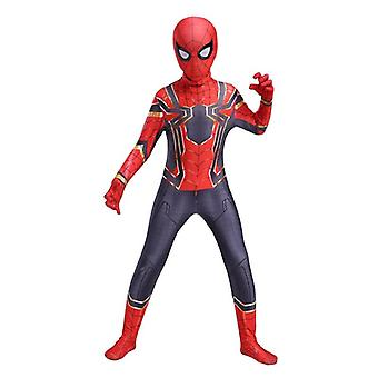 Spider Costume Adult Set, Child Kid Cosplay Costume Halloween