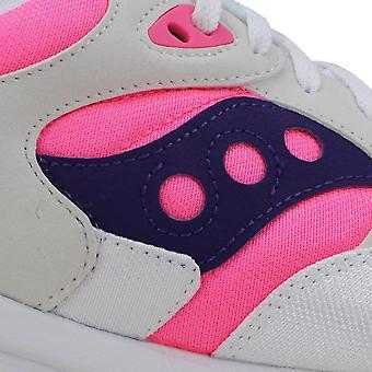 Saucony Jazz 4000 Hvid/Pink-Lilla S70487-1 Mænd's
