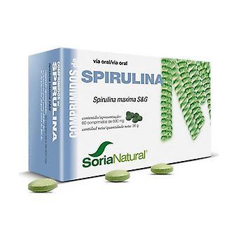 Spirulina Tablets 60 tablets
