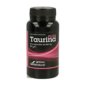 Taurine Plus 60 tablets of 950mg