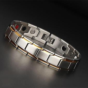Magnetic Therapy Health Care Loss Weight Effective Stone Bracelets