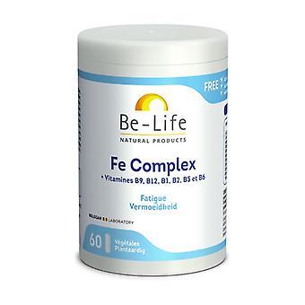Fe Complex 60 vegetable capsules