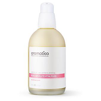 Aromatica Rose Absolutt Fluido Vital Multifunción 100 ml