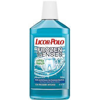 Licor Del Polo Rinse Frozen Senses 500 ml