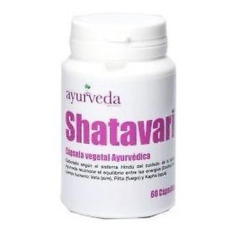 Ayurveda Shatavari 60 cápsulas