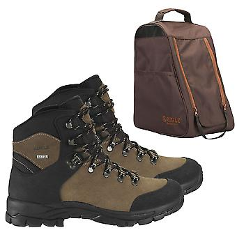 AIGLE Cherbrook MTD waterdichte Hiking Boots met Aigle walking boot tas
