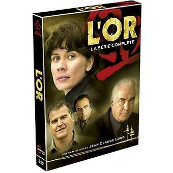 L'or-La Serie Complete [DVD] USA import