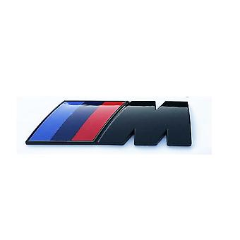 Bmw Gloss Black Rear Boot Back Lid Trunk Badge Stick on Emblem Stick On For All BMWs
