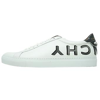 Givenchy Urban Street Sneaker Reverse Logo White Trainers