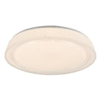 DAR UDELL Proste flush sufit lekki akrylowe światło sufitowe LED