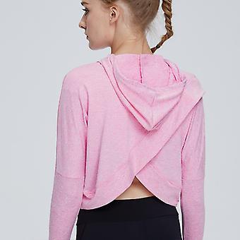 SPORX Women's Active Hoodie Pink