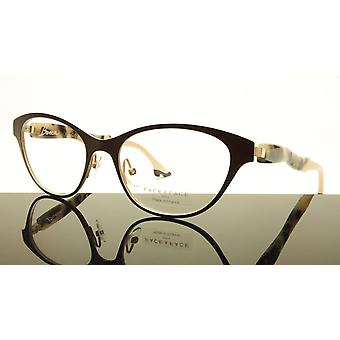 Face A Face Bocca City 3 Col. 9409 Eyeglasses France Made 52-17-142 Glasses