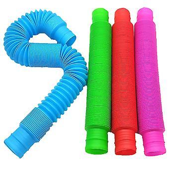 Aisti fidget lelut asettaa kupla pop stressiä helpotus lapsille aikuiset Z424