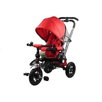 Driewieler kinderwagen multifunctioneel 700 – Rood