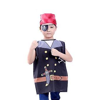 Costume de cuisinier costume pirate uniforme
