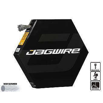 Jagwire Basics Shift Inre kabel Galvaniserad 2300mm SRAM/Shimano Workshop Filebox (x100)