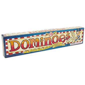 Traditional Dominoes Game for the Whole Family - Boxed Gift