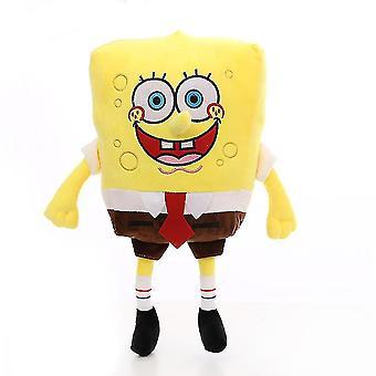 Spongebob Squarepants Doll Big Star Pillow Peluche Giocattolo 35cm