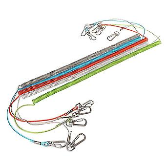 Fishing lines leaders fishing tackle accessories set lanyard ropes magnetic buckle