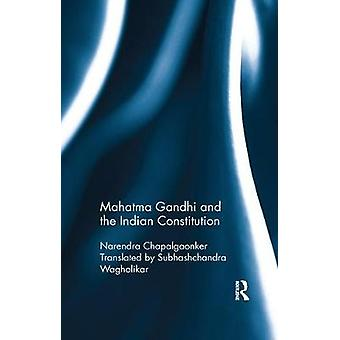 Mahatma Gandhi y la Constitución de la India