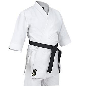 Yamasaki 14oz Elite Karate Kata Gi Japanese Cut 4