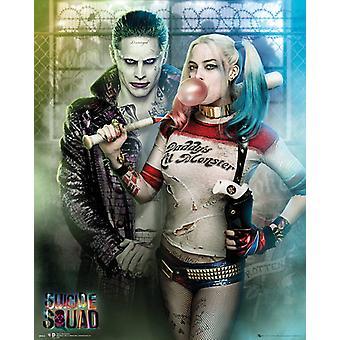 Suicide Squad Joker und Harley Quinn Mini-Poster