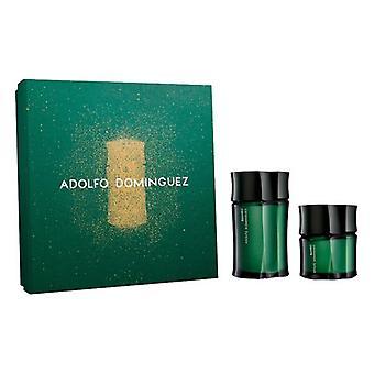 Perfume Hombre Bambú Adolfo Dominguez EDT (2 uds)