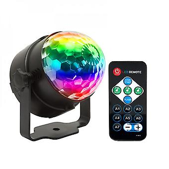 Led Disco Lights Sound Activated Projector Effect Lights Music Christmas Party