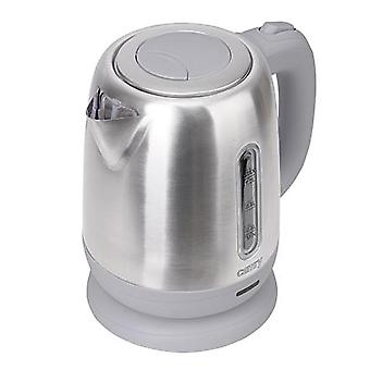Camry Kettle CR 1278 Standard, 1630 W, 1.2 L, Stainless Steel, Stainless Steel, 360° Rotation Base