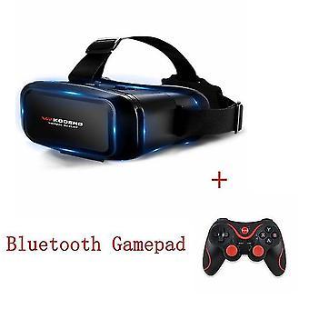 Original 3D Virtual Reality VR Brille unterstützt 0-600 Myopie binokulare 3D Brille Headset vr für 4-7