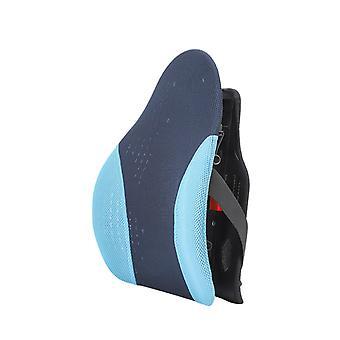 Auto Fahrersitz Lendenwirbelkissen Fahrzeug Lendenwirbelstütze Büro Rückenlehne Rücken & Lendenwirbelstütze Stützkissen