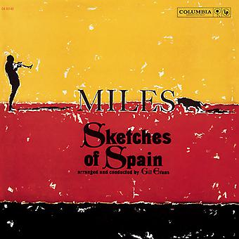 Miles Davis - Sketches of Spain [CD] USA import