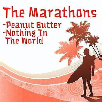 ピーナッツ バター/ナッシングの世界 [CD] USA 輸入 - マラソン