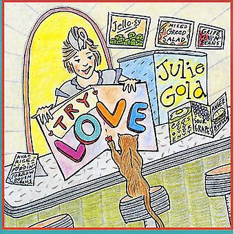 Julie Gold - Try Love [CD] USA import