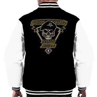 Death From Above Mobile Infantry Starship Troopers Men's Varsity Jacket