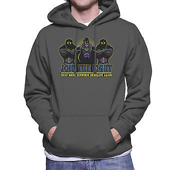 Join Vulchazor Son Of Zorn Men's Hooded Sweatshirt