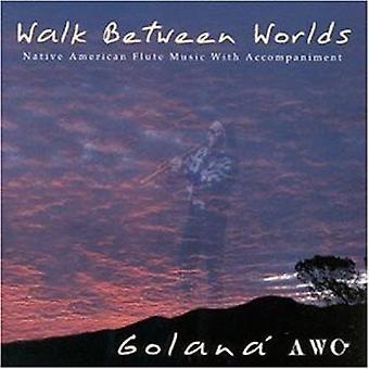 Golana - Walk Between Worlds [CD] USA import