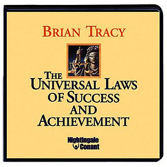 Brian Tracy - Universal Laws of Success & Achievement [CD] USA import