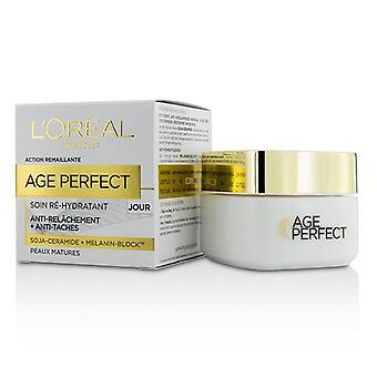 L'oreal Age Perfect Re-hydrating Day Cream - For Mature Skin - 50ml/1.7oz