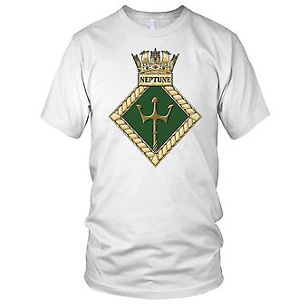 Royal Navy HMS Neptune Kids T skjorte