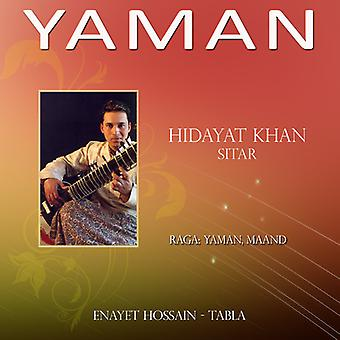 Khan*Hidayat / Hossain*Enayet - Yaman [CD] USA import