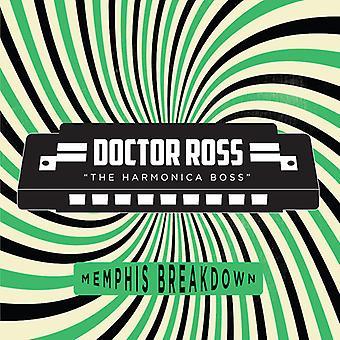 Doctor Ross - Memphis Breakdown [Vinyl] USA import
