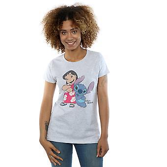 Disney Lilo og Stitch klassisk t-skjorte