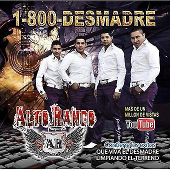 アルト ランゴ - 1-800-Desmadre [CD] アメリカ インポートします。