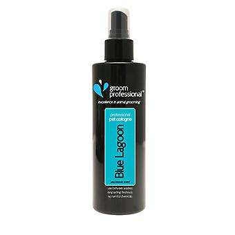 Groom Professional Blue Lagoon Dog Cologne for Long Lasting Freshness
