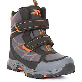 Trespass Boys & Girls Julien Waterproof Breathable Winter Boots
