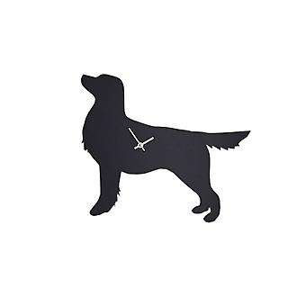 De Labrador bedrijf Waggy staart klok - Golden Retriever