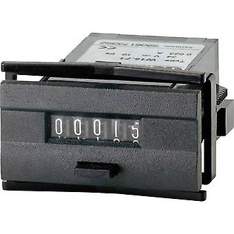 Kübler W 15.51 24 V/DC Mini pulse counter type W 15,51, can be reset - 10 pulses/s